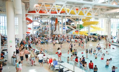 image for Two or Four Admissions at Wings & Waves Waterpark (Up to 25% Off)