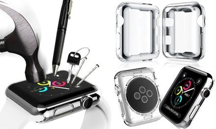 1, 2 o 4 cáscaras de protección para el smartwatch