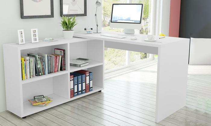 Scrivania Moderna Design : Scrivania design moderno per ufficio flex made in italy