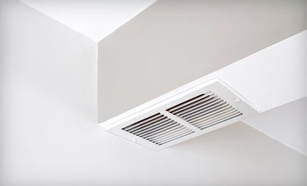Air-Duct Cleaning and a Furnace Inspection with Option for a Dryer-Vent Cleaning from Tri-Vesta Services (Up to 83% Off)