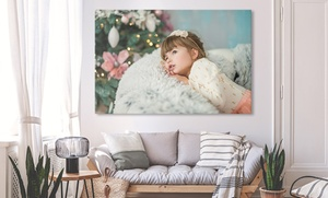 Up to 88% Off Custom XXXL Canvas Prints from CanvasOnSale