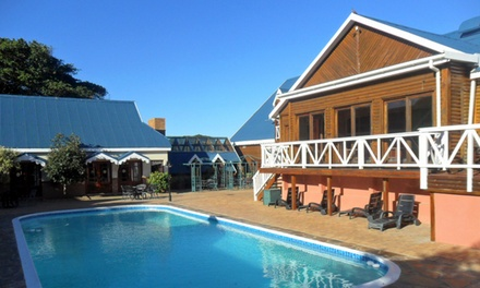 Mossel Bay: One to Three-Night Stay for Two at Oceans Hotel
