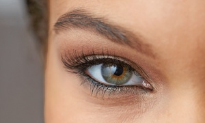 Binaka Salon: One or Three Sets of Full Cluster Eyelash Extensions at Binaka Salon (Up to 27% Off)