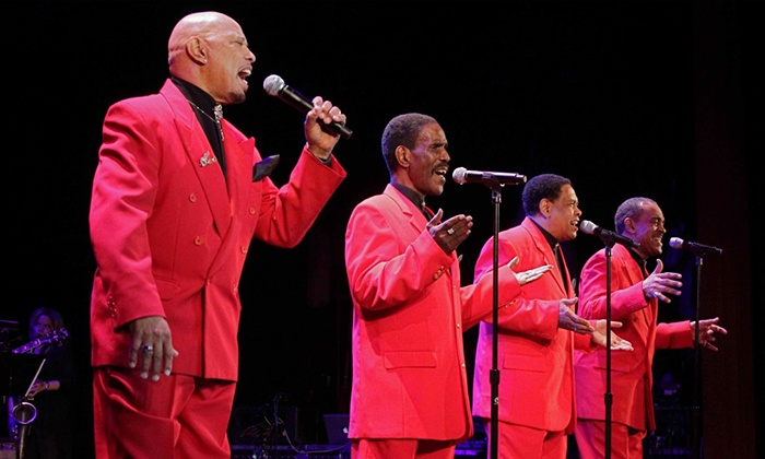 """Smokey Joe's Café"" Starring The Coasters - Coral Springs Center for the Arts: ""Smokey Joe's Cafe"" Feat. The Coasters on Sunday, December 7, at 6:30 p.m. (Up to 50% Off)"