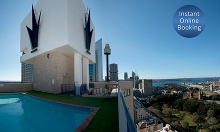 Sydney: 1- or 2-Night City Break for Two with Late Check-Out at Park Regis Sydney