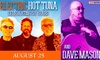 Electric Hot Tuna and Dave Mason – 24% Off Rock Concert