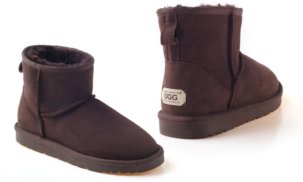 $79.95 for Ozwear Classic Unisex Mini UGG Water Resistant Boots (Dont Pay $229)