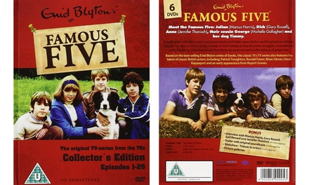 Famous Five DVD Collection