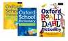 HR International: Kids' Oxford Dictionary Sets from AED 49
