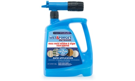 Wet & Forget Outdoor Hose End Stain Remover (48 Oz.)