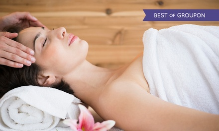 Two-Hour Pamper Package at Nicky Salon, Choice of Location (76% Off)