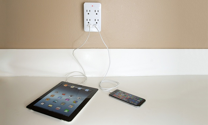 USB Wall Chargers with 1, 3, or 4 Outlets