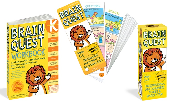Up To 34% Off on Brain Quest Sets | Groupon Goods