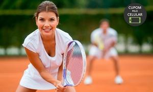 VTA Villegas Tennis Academy: VTA Villegas Tennis Academy – Campo Belo:1, 2 ou 3 meses de aula de tênis adulto ou infantil