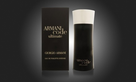 Armani Code Ultimate by Giorgio Armani Eau de Toilette for Men; 1.7 Fl. Oz.