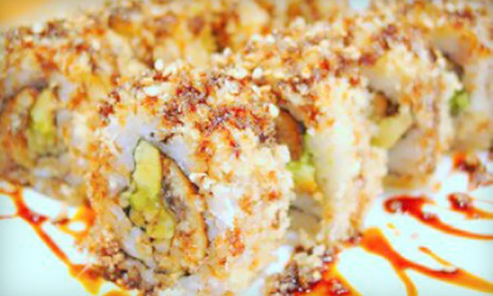 Sushi KAWA Sports Bar & Grill - Corona: $10 for $20 Worth of Sushi and Japanese Cuisine at Sushi Kawa Sports Bar & Grill