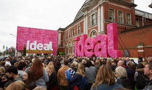 The Ideal Home Show: Ideal Home Show: Two Tickets plus Magazine at Olympia, 18 March - 3 April (Up to 59% Off)