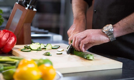 Cooking Class Experiences for One, Two, or Four at Local D'Lish (Up to 55% Off)