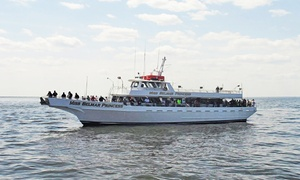 Four Or Seven-hour Fishing Trip With Bait, Rod, And Reel Aboard The Miss Belmar Princess (up To 50% Off)