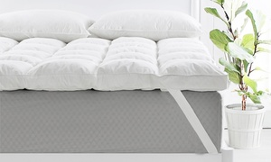1800GSM Duck Down Mattress Topper