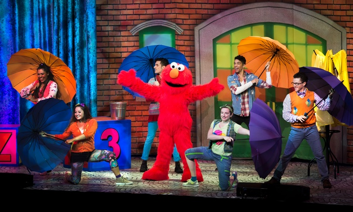 "Sesame Street Live! Let's Party! - The Theater at Madison Square Garden: ""Sesame Street Live! Let's Party!"" (February 9–19)"