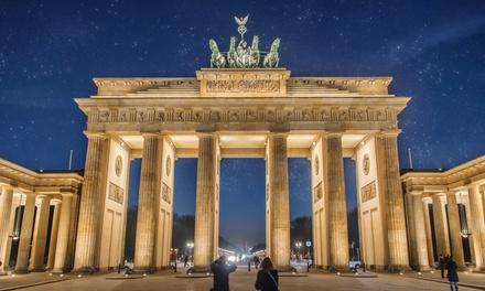 ✈Praga y Berlín o Budapest: 4 o 6 noches con vuelo de ida y vuelta, tours, extras y transporte entre ciudades para 1
