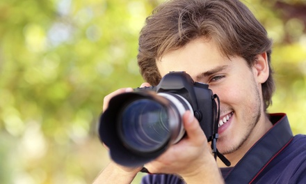 $19 for an Online Photography Class from flying photo school ($97 Value)