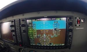 Sesión de simulación vuelo de 30, 45, 60 o 90 minutos para 1 o 2 personas desde 24,95 € en Fly & fun