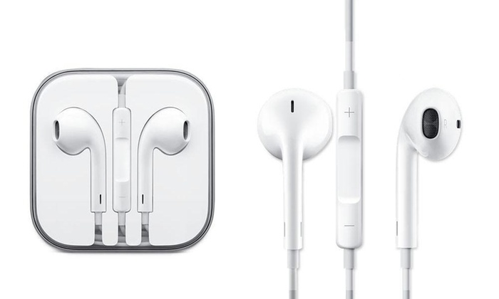 Up To 58% Off Original Apple Earpods 3.5mm  28de77024ff7f