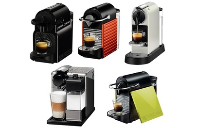 nespresso machine deal