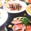 大阪府/千里丘 ≪ローストビーフ・オムレツ・ハンバーグなど7品+1ドリンク≫