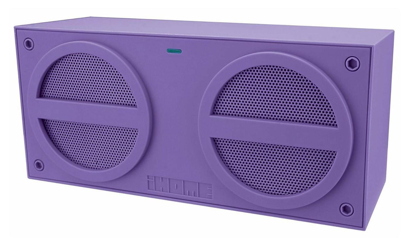 iHome Rechargeable Mini Speaker