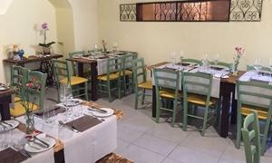 Restaurante and Churrascaria Sabor Brasileiro: Churrasco Brasiliano con buffet e rodizio illimitato al Restaurante and Churrascaria Sabor Brasileiro(sconto fino a 61%)