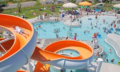image for One-Day Admission for Two or Four to Oasis Waterpark (Up to 31% Off)