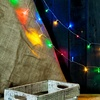Battery-Operated 50 LED String Lights