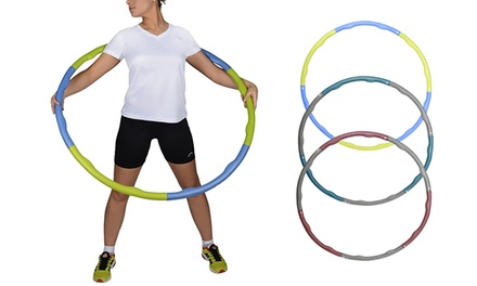 More Mile Weighted Hula Hoops