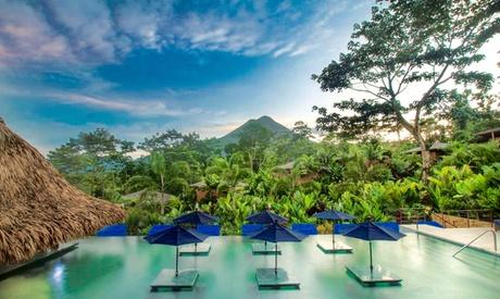 2, 3, 4, 5, or 7 Night Stay for Two in a Deluxe Room at Nayara Resort, Spa & Gardens in La Fortuna, Costa Rica 0e7cebfd-3fdd-4963-9bc3-4368cc22fce3