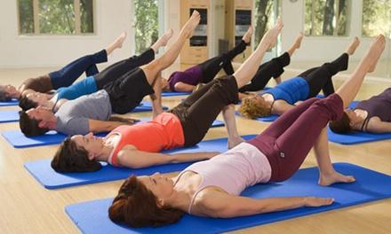 1 o 3 meses de clases de yoga o pilates para 1 o 2 personas desde 19,95 € en Nytta