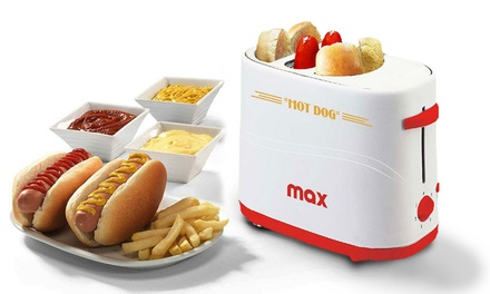 Macchina per hot dog Max Casa