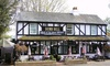 The Dumb Bell - Chalfont St. Peter: Two-Course Meal with Glass of Wine for Two or Four at The Dumb Bell (Up to 61% Off)