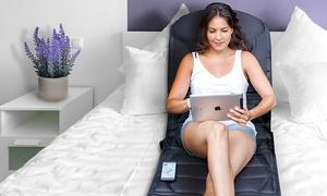 Matelas de massage avec oreiller