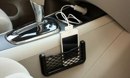 Tasca porta-cellulare da auto