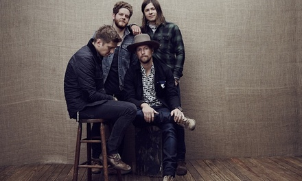 NEEDTOBREATHE at Meadow Brook Music Festival on August 18 at 7 p.m. (Up to 52% Off)