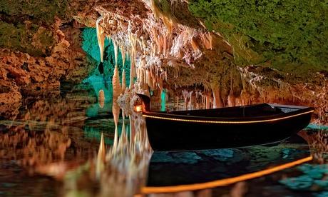 Entrada de niño o adulto desde 7,95 € a las Cuevas dels Hams