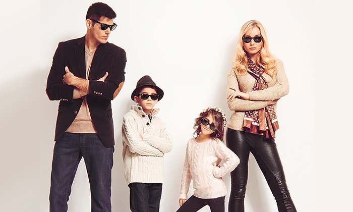 Beyond the Rack: C$15 for C$30 Worth of Discounted Designer Apparel and Home Accessories from Beyond the Rack