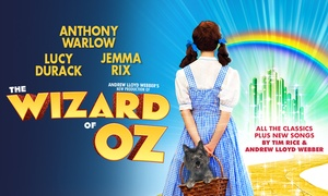 The Wizard of Oz: The Wizard of Oz: Tickets from $49.90, Brisbane Lyric Theatre, 4-22 November 2017