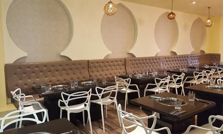 Cuisson sur pierre avec entrée et plat ou plat et dessert pour 1, 2 ou 4 pers. dès 16,50 € au restaurant Grill Yourself