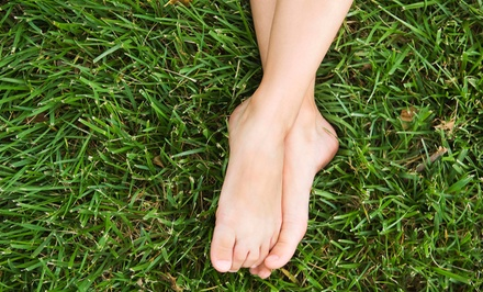 Toenail-Fungus Treatment for 1 Toe, Up to 5 Toes, or Up to 10 Toes at Dr. Michael Uro Foot Care (Up to 68% Off)