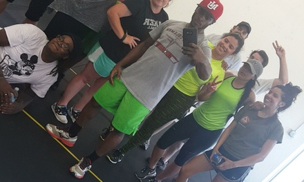 groupon.com - $50 for $100 Worth of Services — Top Flight Fitness