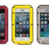 Rugged Cover Case for iPhone 5/5s/SE, 6/6s/6 Plus/6s Plus, or 7/7 Plus